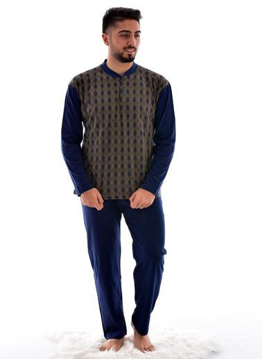 Pemilo Pijama Takım Hardal